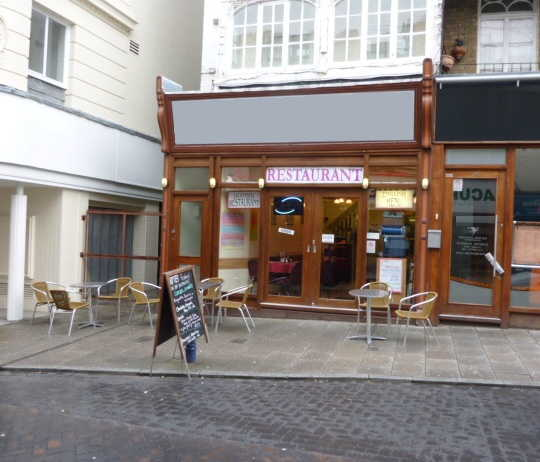 Well Fitted Licensed Caf� / Restaurant, Kent for sale