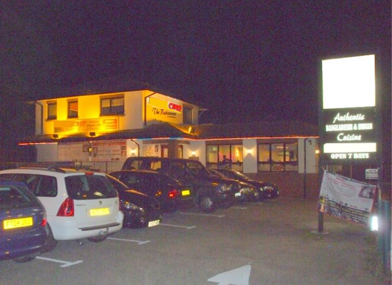 Detached Licensed Restaurant for sale in Grimsby for sale