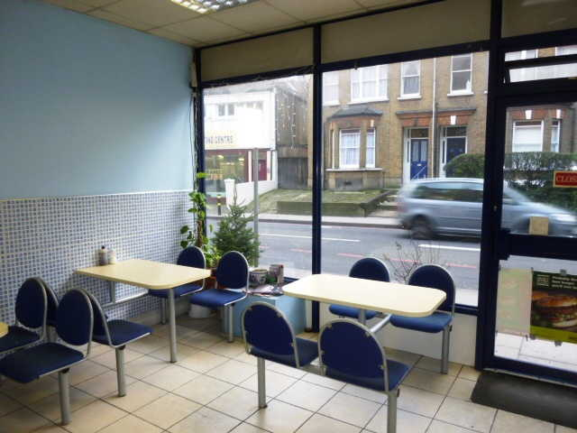 Takeaway Fish and Chips Plus Kebabs with Seating Area for sale in Norbury for sale