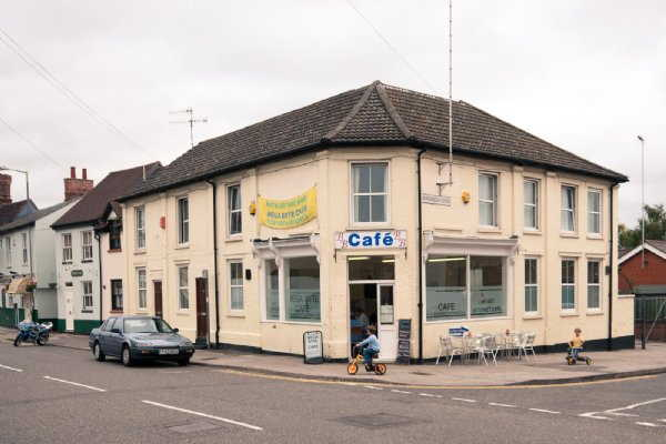 Well Equipped Caf� Plus Evenings Peri Per Chicken Restaurant with Letting Accommodation, Suffolk for sale
