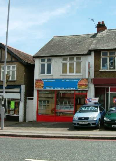 Well Fitted Kebab Shop, Surrey for sale