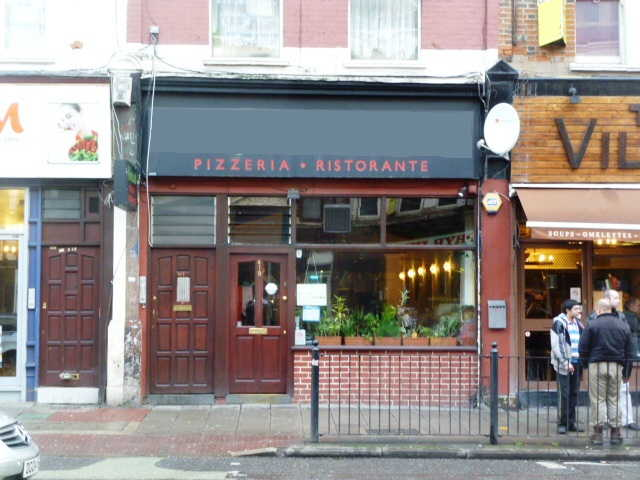 Spacious Licensed Italian Restaurant (Specialising In Pizzas, Pasta Plus Takeaway), North London for sale