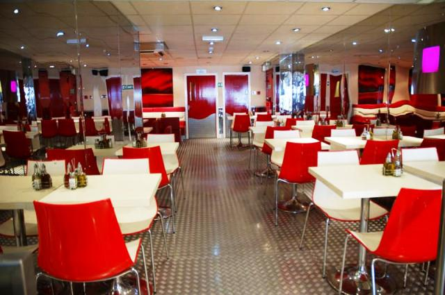 Attractive Well Fitted Coffee Shop / American Diner, Oxfordshire for sale