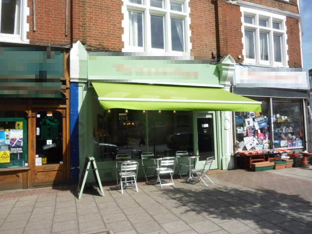 Attractive Well Fitted Caf� / Sandwich Bar (A3 Use), South London for sale
