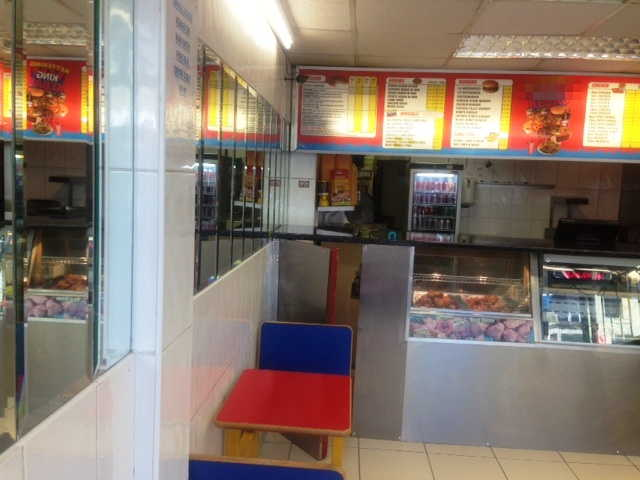 Well Equipped Just Renovated Takeaway Kebabs, Pizzas, Fried Chicken and Chips for sale in Kettering for sale