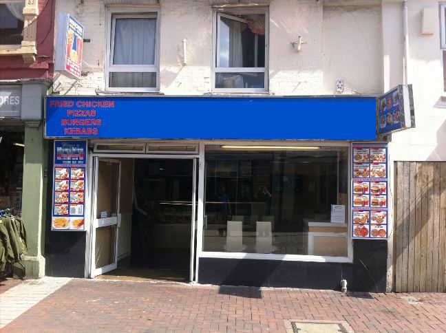 Well Equipped Kebabs, Fried Chicken, Pizzas and Chips, Dorset for sale
