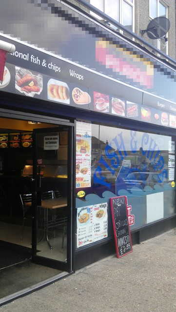 Busy Fish & Chip Shop, Takeaway, Food Service Business plus Restaurant for Sale in Middlesex