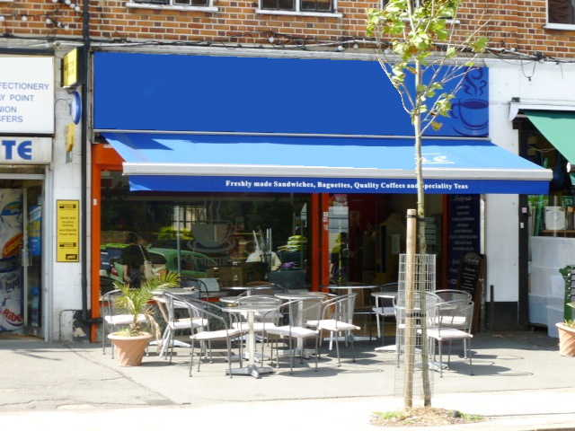 Cafe and Sandwich Bar for sale in Kent