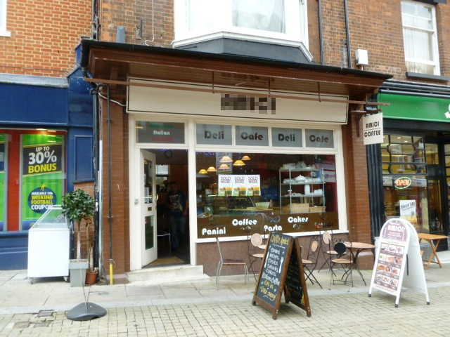 Well Equipped Caf� (Catering For Breakfasts, Pasta, Salads, Jacket Potatoes, Panini's, Wraps Etc) Only A1 Use, Surrey For Sale