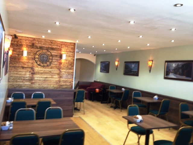 Licensed Cafe Restaurant in Crediton For Sale