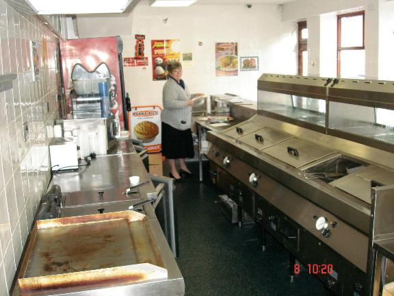 Fish & Chip Shop and Pizza Takeaway in Dymock For Sale