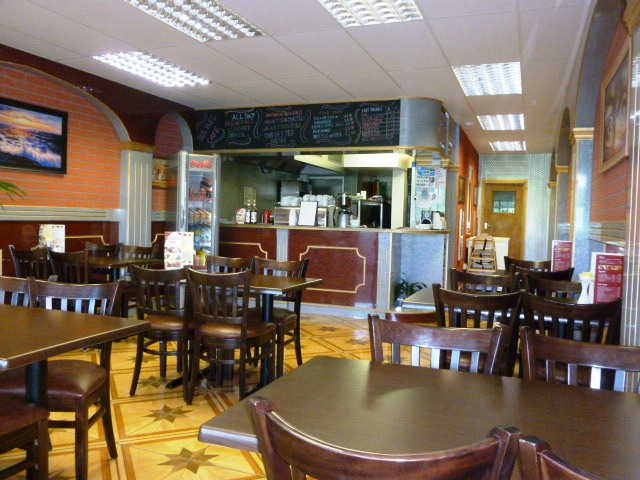 Cafe Restaurant in Tredegar For Sale