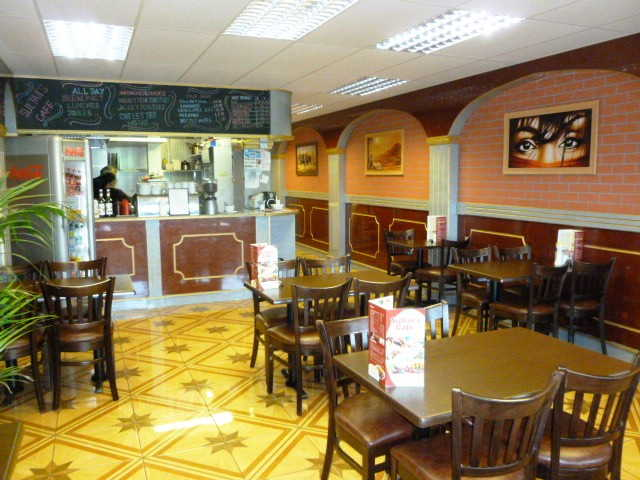Sell a Cafe Restaurant in Tredegar For Sale