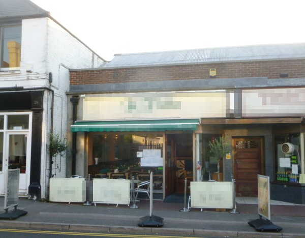Spacious Well Fitted Licensed Mediterranean Restaurant, Surrey for sale