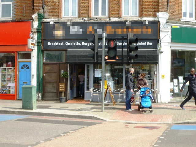 Well Fitted Caf� / Restaurant (A1 / A3 Use) English Cuisine Catering For Breakfasts, Lunches, Snacks, Jacket Potatoes, Teas and Coffees, South London for sale