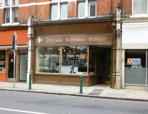 Attractive Coffee Shop / Pastry Bakery, South London for sale