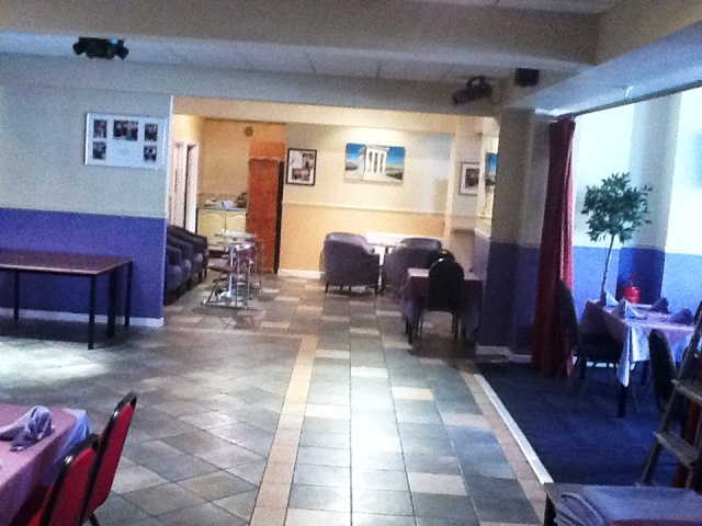 Greek Restaurant in Wolverhampton For Sale