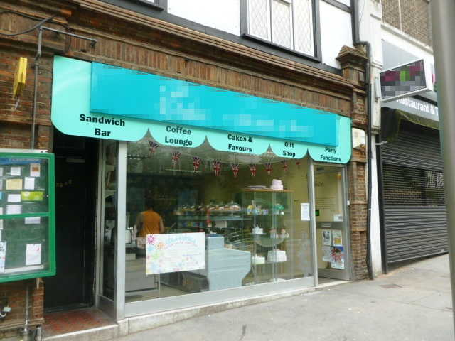 Attractive Coffee Shop / Sandwich Bar, Small Gifts, Celebration Cakes in Surrey for sale