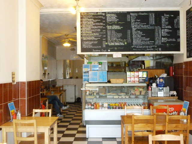 Cafe and Coffee Shop in West Kensington For Sale