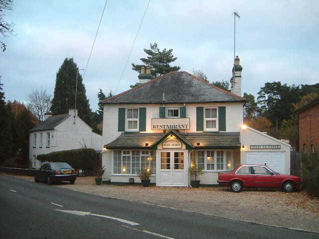 Attractive Freehold Detached Licensed Restaurant, Surrey for sale