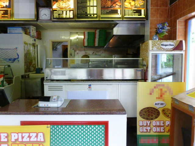 Well Equipped Pizza Takeaway and Delivery Plus Kebabs for sale in Camberley for sale