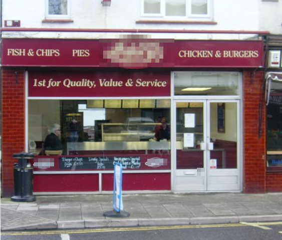Busy Fish & Chip Shop plus Takeaway for Sale in Dorset