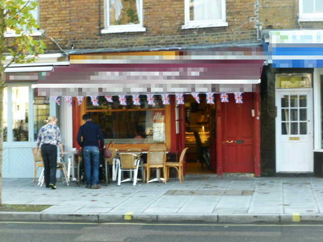 Attractive Old Established Sandwich Bar (A1 Use), West London for sale
