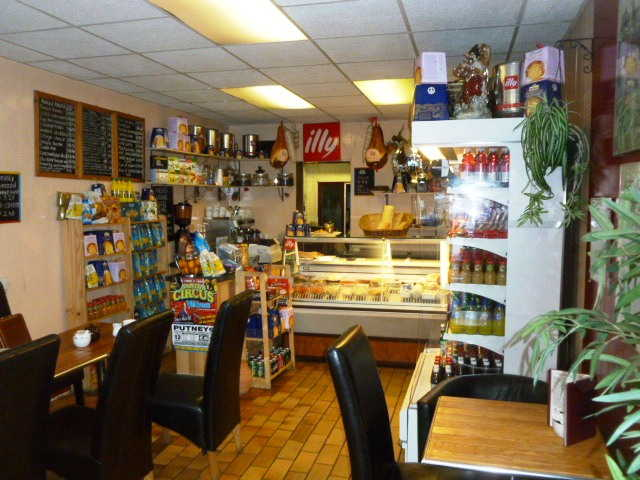 Sandwich Bar in Hanwell For Sale