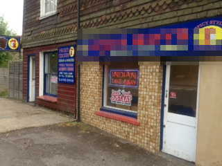 Well Equipped Indian Hot Food Takeaway Plus Takeaway Southern Fried Chicken and Kebabs, West Sussex for sale