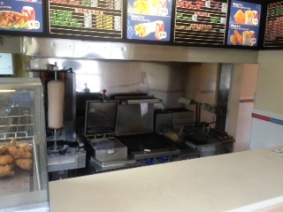Well Equipped Indian Hot Food Takeaway Plus Takeaway Southern Fried Chicken and Kebabs for sale in East Grinstead for sale