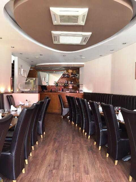 Indian Restaurant and Indian Takeaway in Sutton For Sale