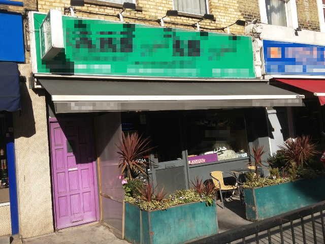 Spacious Licensed Restaurant (Mainly Iranian Cuisine Including Kebabs), West London for sale