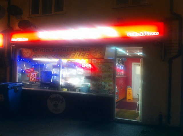 Profitable Peri Peri Fried Chicken and Pizza, East Sussex for sale