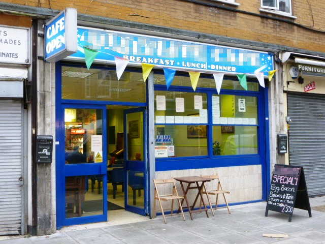 Fully Equipped Coffee Shop / Caf�, South London for sale