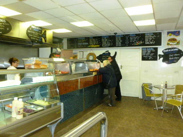 Fish & Chip and Kebab Shop in Leigh-on-Sea for sale