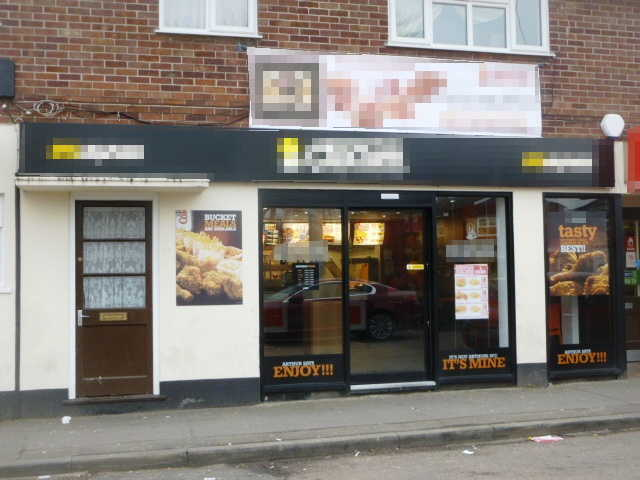 Superbly Fitted Fried Chicken Shop (Including Takeaway and Delivery) We Understand The Premises Have A3 / A5 Use, Berkshire for sale