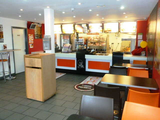 Franchise Chicken Takeaway in Thatcham For Sale