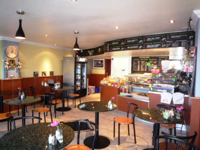 Attractive Well Fitted Coffee Shop / Caf� (Catering For Breakfasts, Panini's, Sandwiches, Lunches, Teas and Coffees Plus Buffets Etc), Middlesex for sale