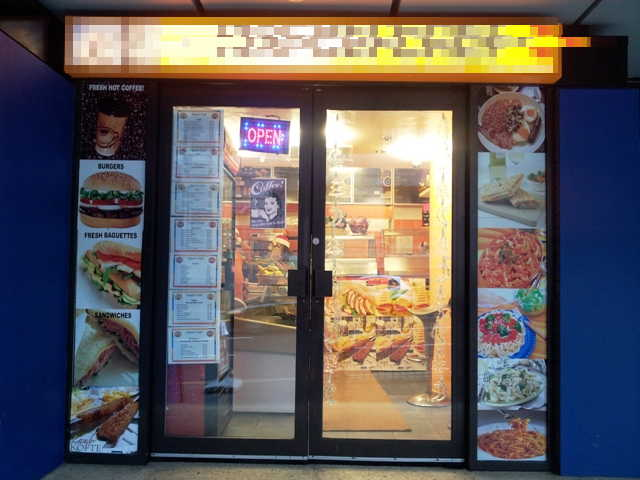 Single Fronted Sandwich Bar (Selling Sandwiches, Pasta, Paninis, Pizzas) in West Midlands for sale