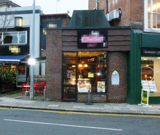 Well Fitted Caf� / Sandwich Bar (We Understand The Premises Have A1 Use), Surrey for sale