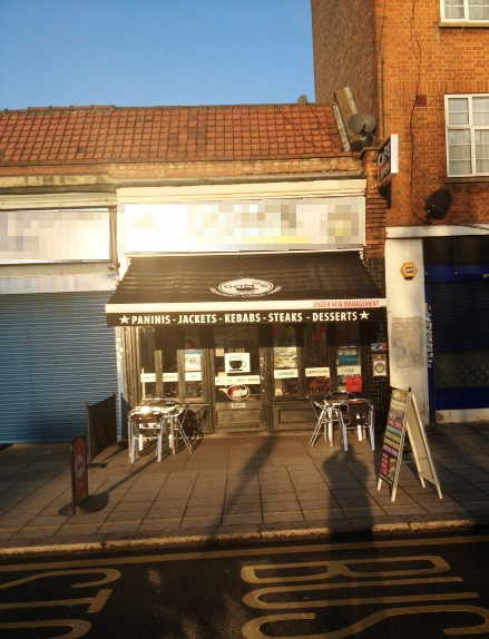 Fully Fitted Coffee Shop / Caf� (We Understand The Premises Have A3 Use), North London for sale