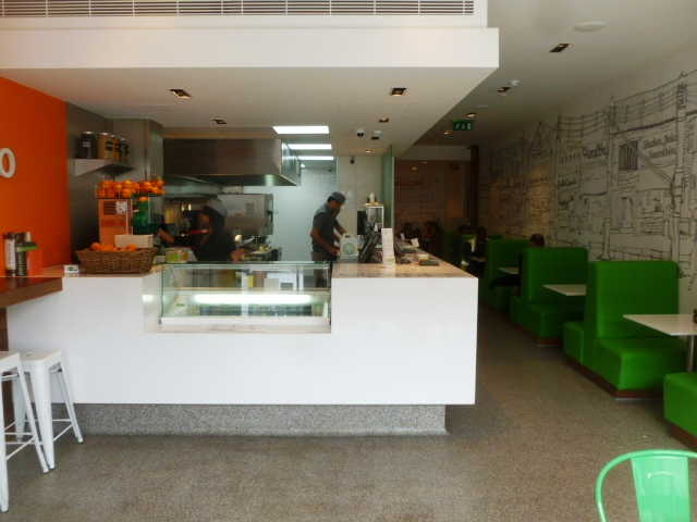 Franchise Chicken Restaurant in Epsom For Sale
