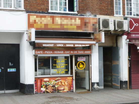 Fully Equipped Takeaway Pizza and Kebabs Takeaway and Delivery, North London for sale