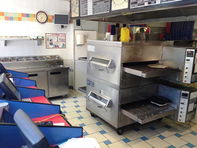 Fully Equipped Pizza Takeaway and Delivery for sale in Welling for sale