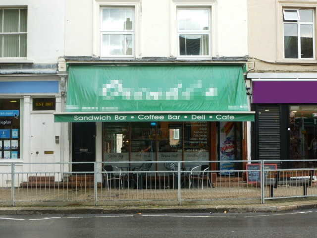 Cafe / Sandwich Bar for sale