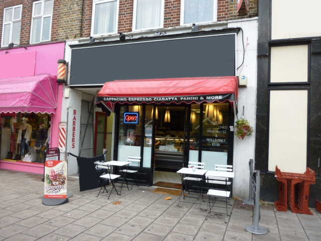 Well Fitted Licensed Sandwich Bar, South London for sale