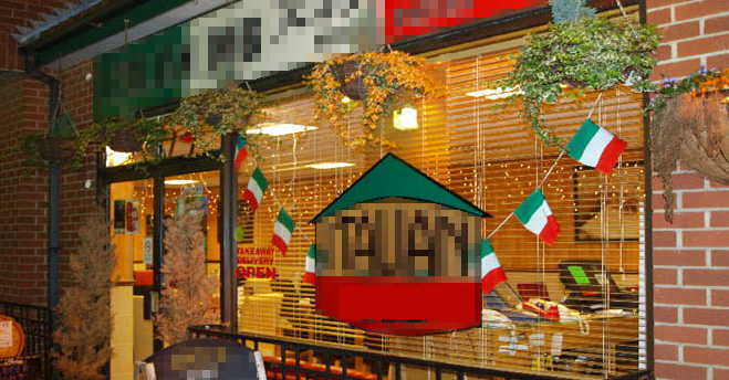 Coffee Shop / Italian Restaurant for sale