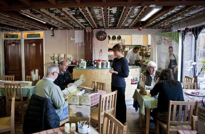 Italian Restaurant and Coffee Shop in Thetford For Sale