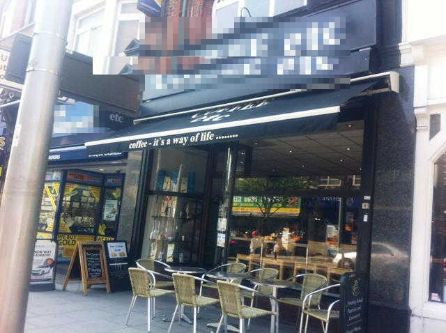 Well Fitted Caf� / Coffee Shop, West London for sale