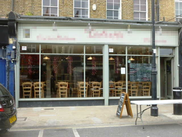 Attractive Licensed Restaurant, North London for sale